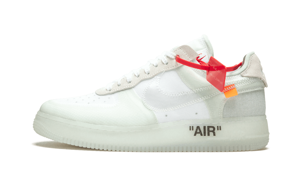 objetivo Paternal Prosperar  NIKE AIR FORCE 1 LOW OFF-WHITE - YZY Dealer