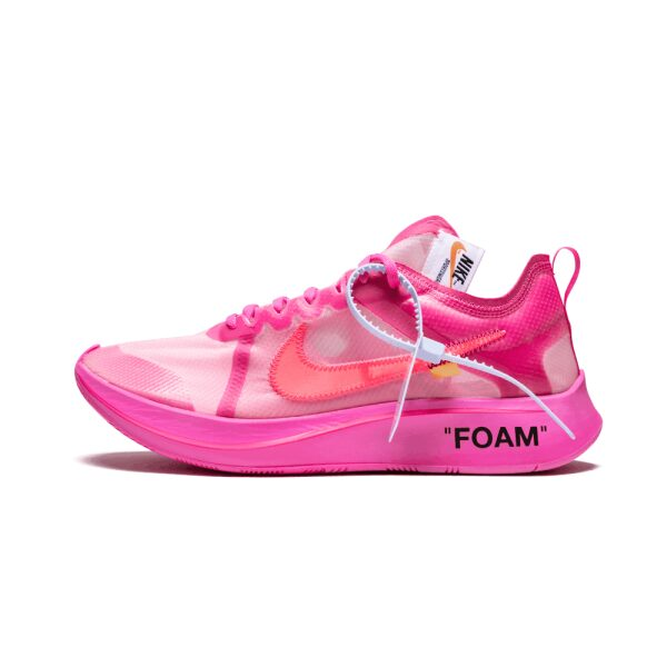 NIKE ZOOM FLY OFF-WHITE PINK - YZY Dealer
